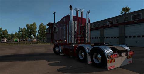 dealer kenworth kenworth k200 v12 truck american truck simulator mod