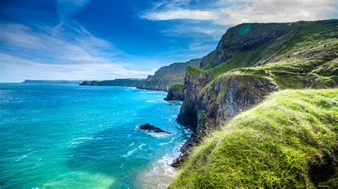 Small Villages by Campsites Camping Amp Things To Do In Ireland The Caravan