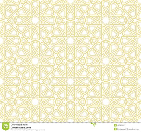 free islamic pattern wallpaper islamic star pattern background stock vector