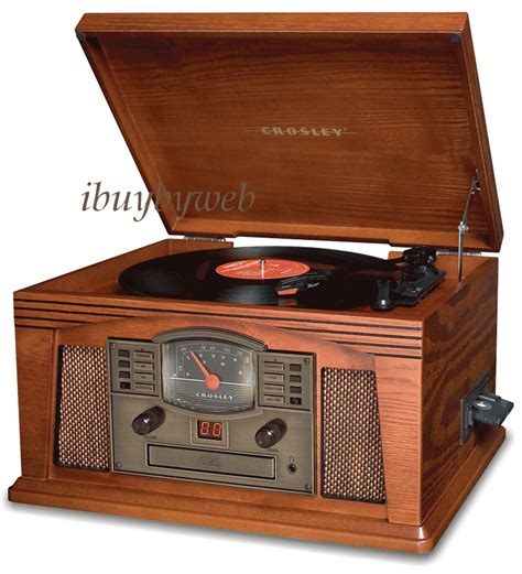 Lancaster Records Crosley Cr42 Lancaster Record Player Turntable Paprika Ebay