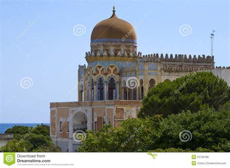 the moorish villa sticchi in moorish mansion royalty free stock photos image 24795188