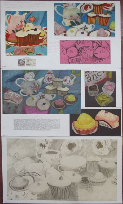 theme exles art beautiful igcse gcse art a collection of ideas to try