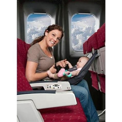 Airplane Comfort by Flyebaby Fly Baby Airplane Seat Child Comfort System As