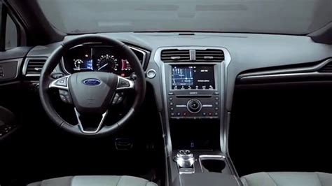 ford escape 2016 interior 2017 ford fusion specs review and release date 2018