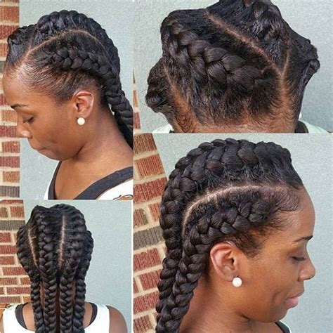 goddess french braid 31 goddess braids hairstyles for black women beautiful