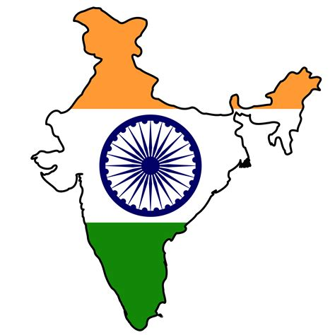 india map png india flag map mapsof net