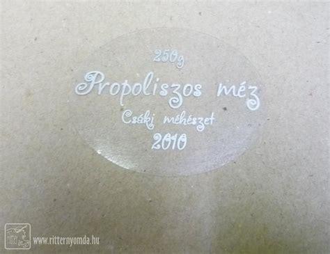 Aufkleber Transparent Silber by Siebdruck Aufkleber