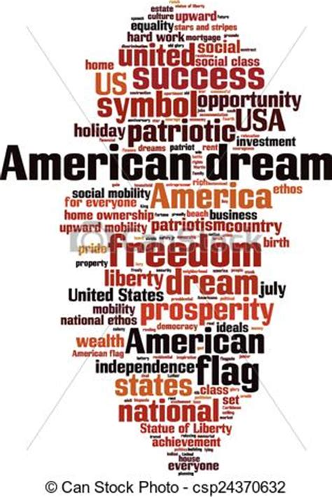 Home Design 3d My Dream Home by Vectors Of American Dream Word Cloud Concept Vector