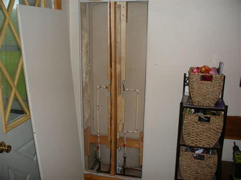 plumbing access door building a plumbing access panel in drywall
