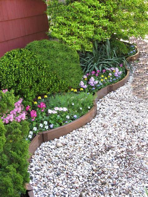 Border Garden Ideas Pretty Landscaping Border Ideas For Front Yard The Garden Inspirations Also Extraordinary