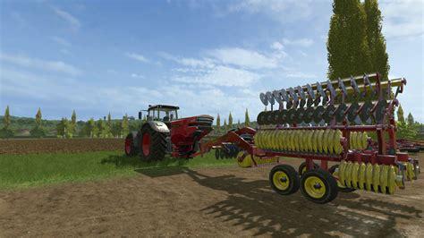 Fs 119 Crop Top Imp V 228 Derstad Pack For Fs 17 Farming Simulator 2017 Fs Ls Mod