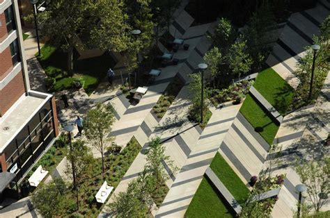 Landscape Architecture Boston Levinson Plaza By Mikyoung 171 Landscape Architecture