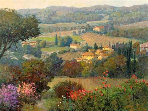 Landscape Artists Kent Kent R Wallis Artist Galleries In California