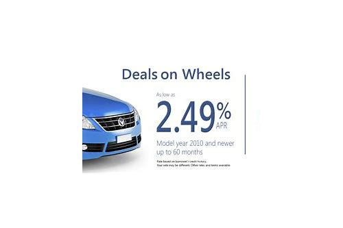 hughes fcu deals on wheels