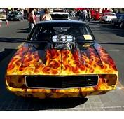 Classic Cars Flames  And Pinterest