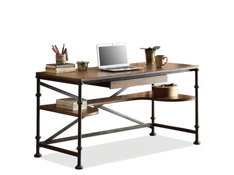 riverside home office writing desk 23730 darby s big