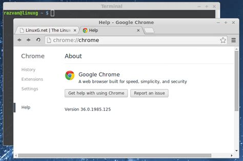 install google web designer in ubuntu linux mint other how to install google chrome 36 on the most popular linux