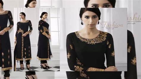 design clothes youtube designer party wear pakistani suits latest fashion designs