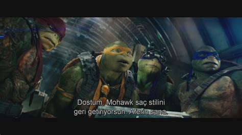 ninja film izle türkçe dublaj ninja kaplumbağalar 2 2016 t 252 rk 231 e dublaj izle