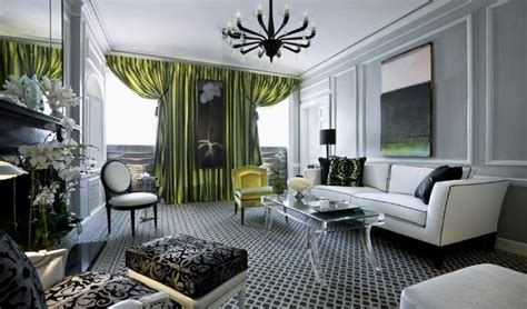 20 stunning grey and green living room ideas meubles art d 233 co 224 travers le prisme des designers