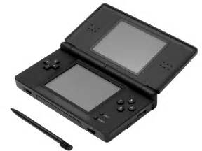 file nintendo ds lite w stylus png wikimedia commons