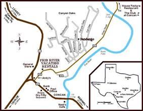 frio river cabin rental fandango house map