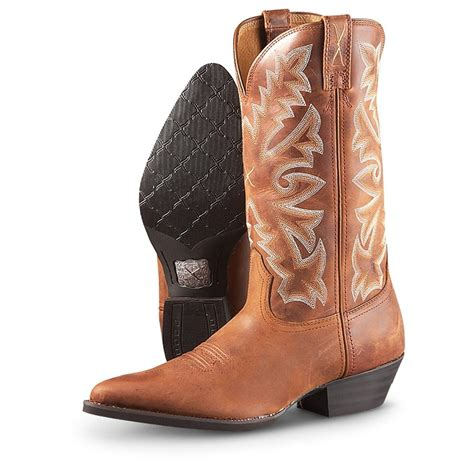 boots for brown s twisted x 174 cowboy boots latigo brown 292215