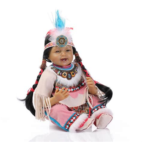 Handmade Indian Dolls - american collectible dolls reviews