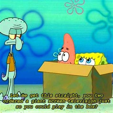 spongebob box quot imagination quot spongebob squarepants spongebob