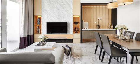 Interior Designing Tips A Condo That Blends Minimalism With A Touch Of Luxury