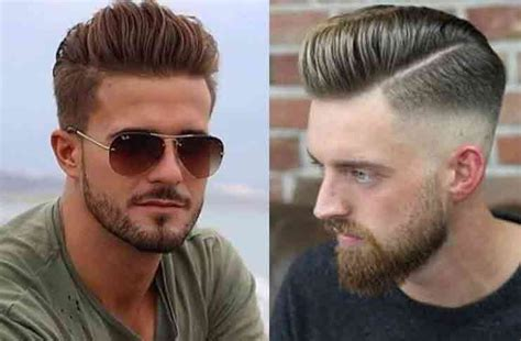 potong rambut pendek model gaya rambut pria  gaya foto