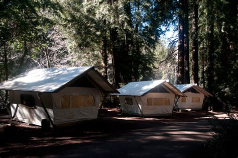 Tent Cabins In California by Tent Cabins Fernwood Resort Big Sur California