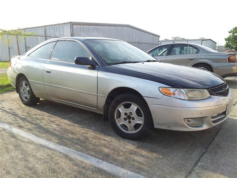 2000 Toyota Camry V6 Horsepower 2000 Toyota Camry Solara Pictures Cargurus