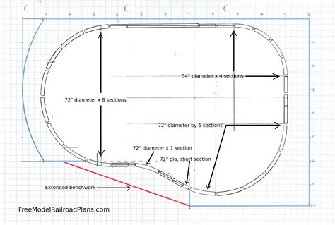 layout plans designing a track plan for an o gauge model railroad