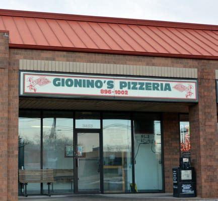 gionino's pizzeria 3483 massillon rd uniontown, oh pizza