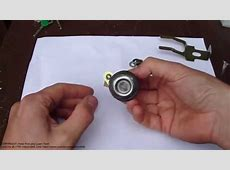 How works trunk lock Toyota Corolla - YouTube Lock And Key Parts