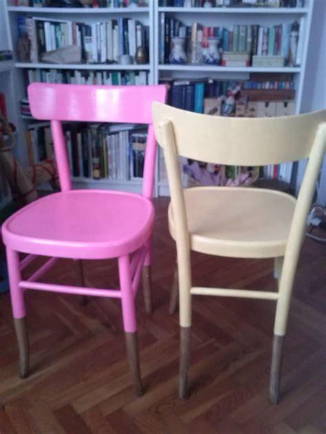 sedie seconda mano pi 249 di 25 fantastiche idee su sedie dipinte su