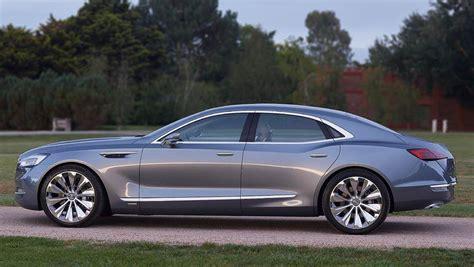 holden designs buick luxury car  china   world