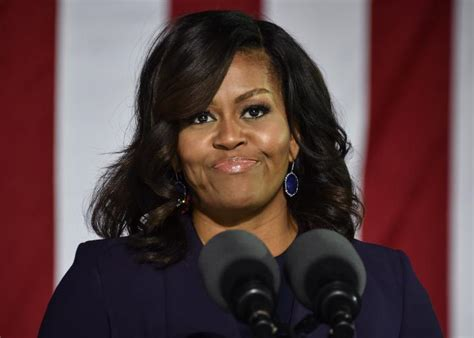 why does michelle obama look like she has a butch haircut on jeopardy please stop fantasizing about michelle obama running for