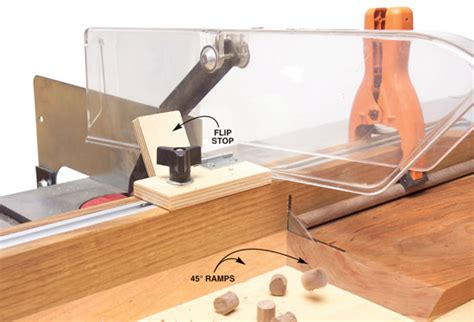 woodworking jig parts 4 handy tablesaw jigs popular woodworking magazine