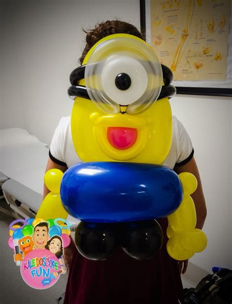 City Minion Decorations by 1000 Images About Diy Minion Balloons On