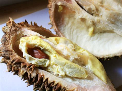 asian durian  eats