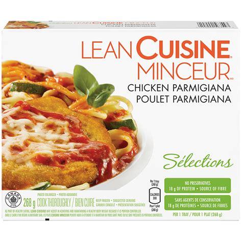 liant cuisine lean cuisine chicken parmigiana madewithnestle ca