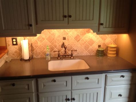 cabinet lighting in laundry room for some