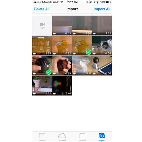 importar imagenes iphone windows xp ios 9 2 permite importar fotos y videos al iphone a trav 233 s