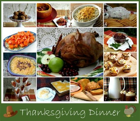 thanksgiving dinner recipes pocket change gourmet
