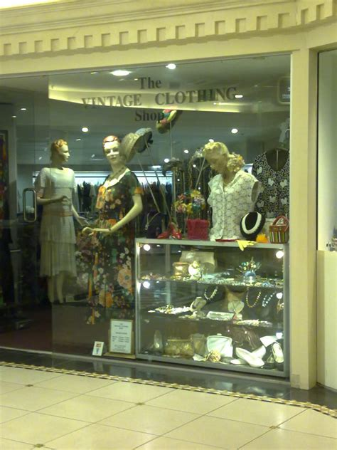 the vintage clothing shop accessories 80 castlereagh