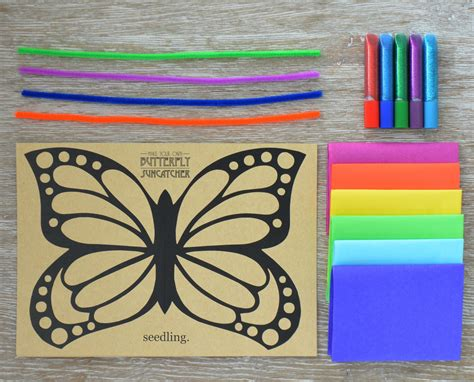craft kits for australia create a sun catcher craft kit at mighty ape