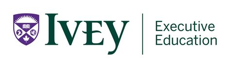 Ivey Executive Mba Tuition logos ivey brand
