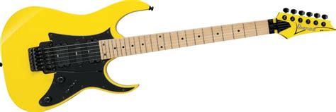 Gitar Ibanez Rg 350 68 ibanez rg350mye electric guitar yellow blvd